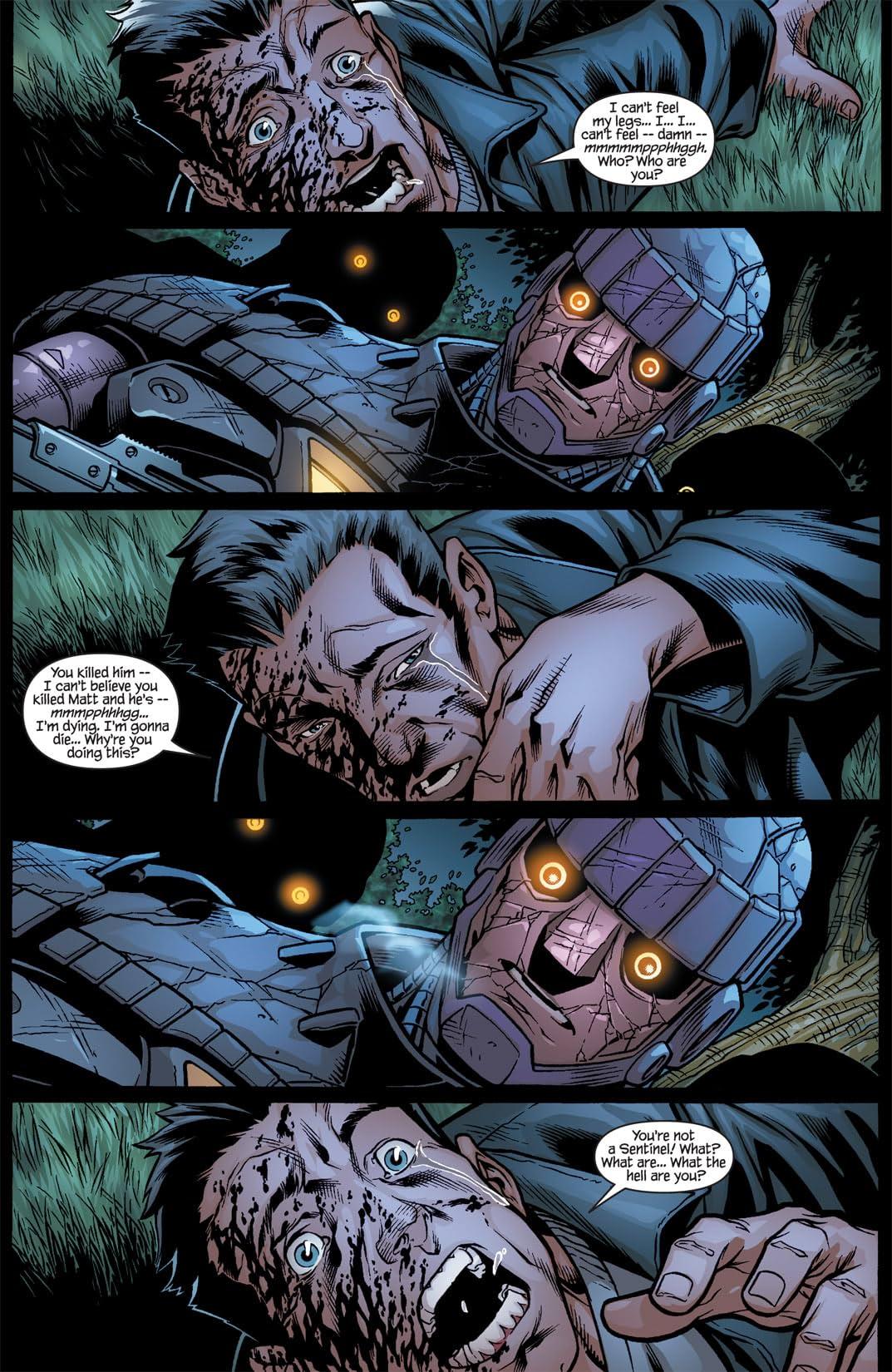 Ultimate X-Men #99