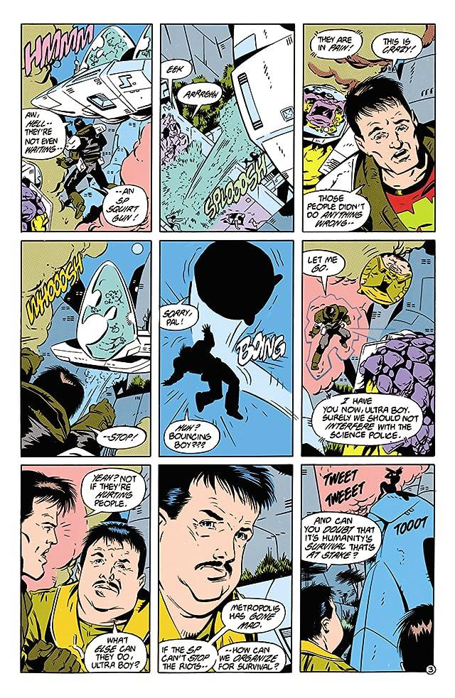 Legion of Super-Heroes (1984-1989) #61