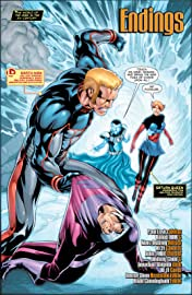 Legion of Super-Heroes (2010-2011) #16