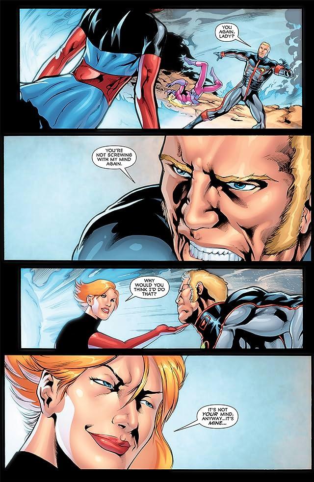 Legion of Super-Heroes (2010-2011) #16