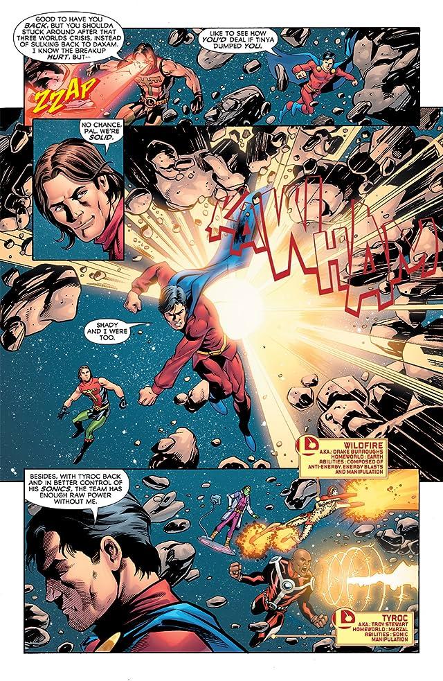 Legion of Super-Heroes (2010-2011) #2