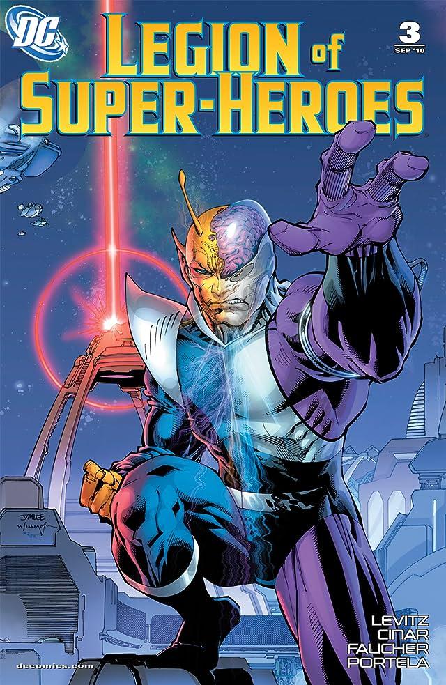 Legion of Super-Heroes (2010-2011) #3