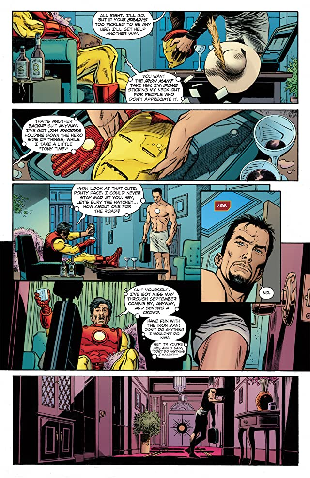 click for super-sized previews of Iron Age #1