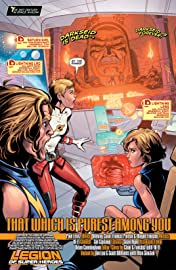 Legion of Super-Heroes (2010-2011) #4
