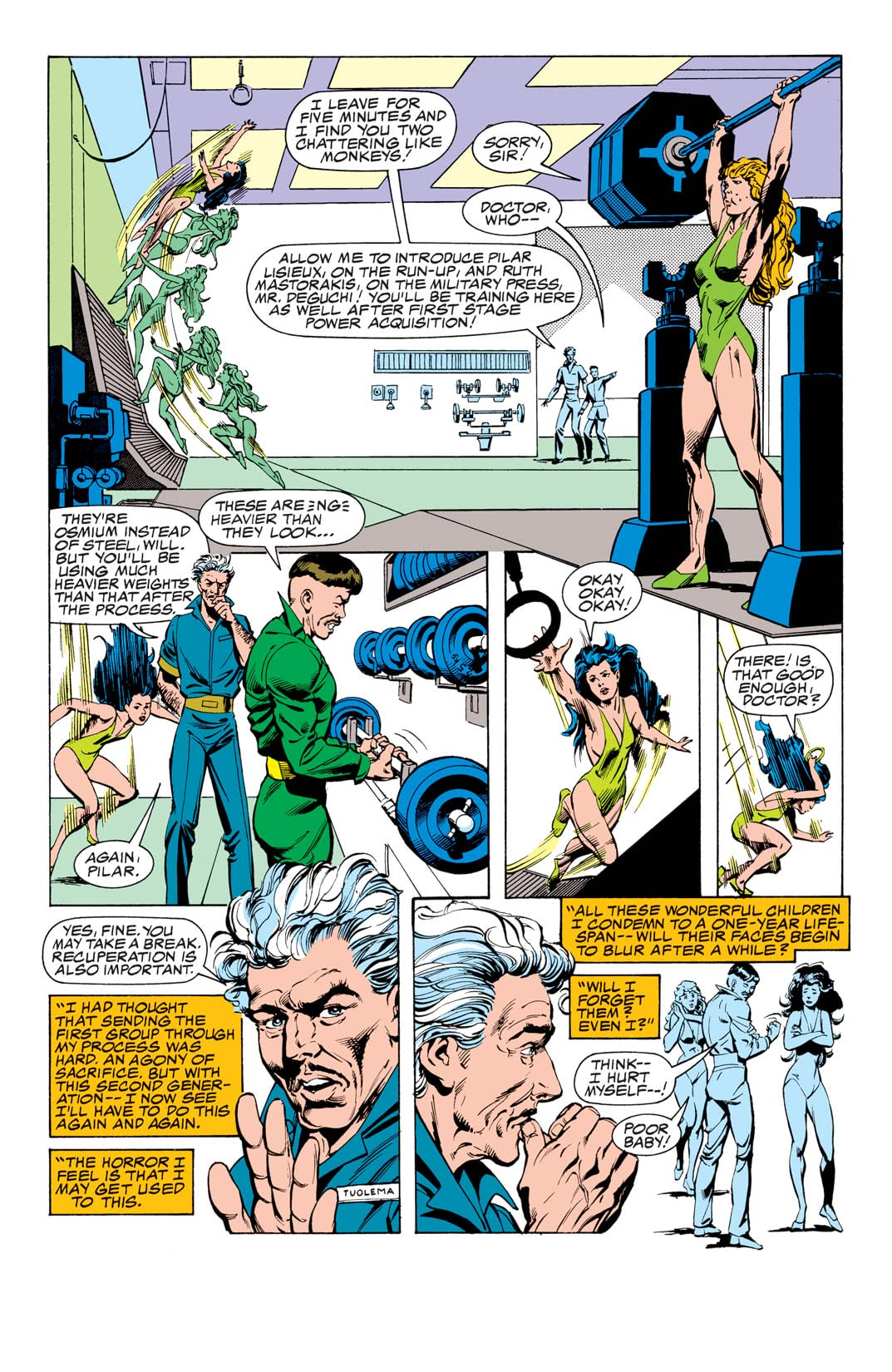 Strikeforce: Morituri #6