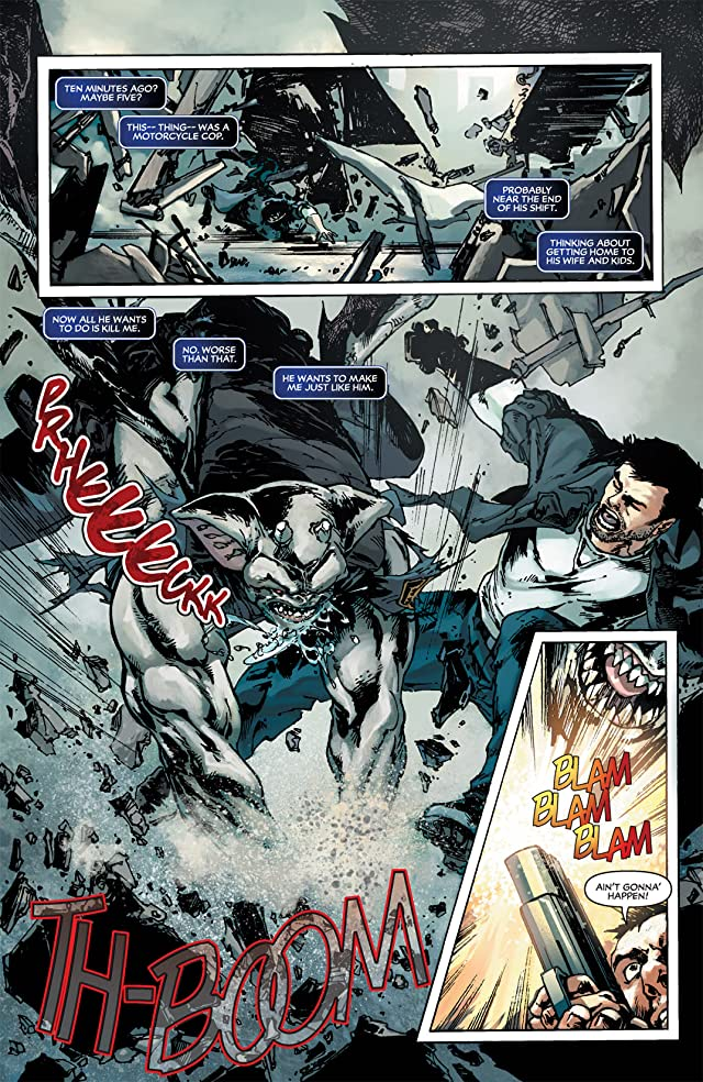 The Scourge #0