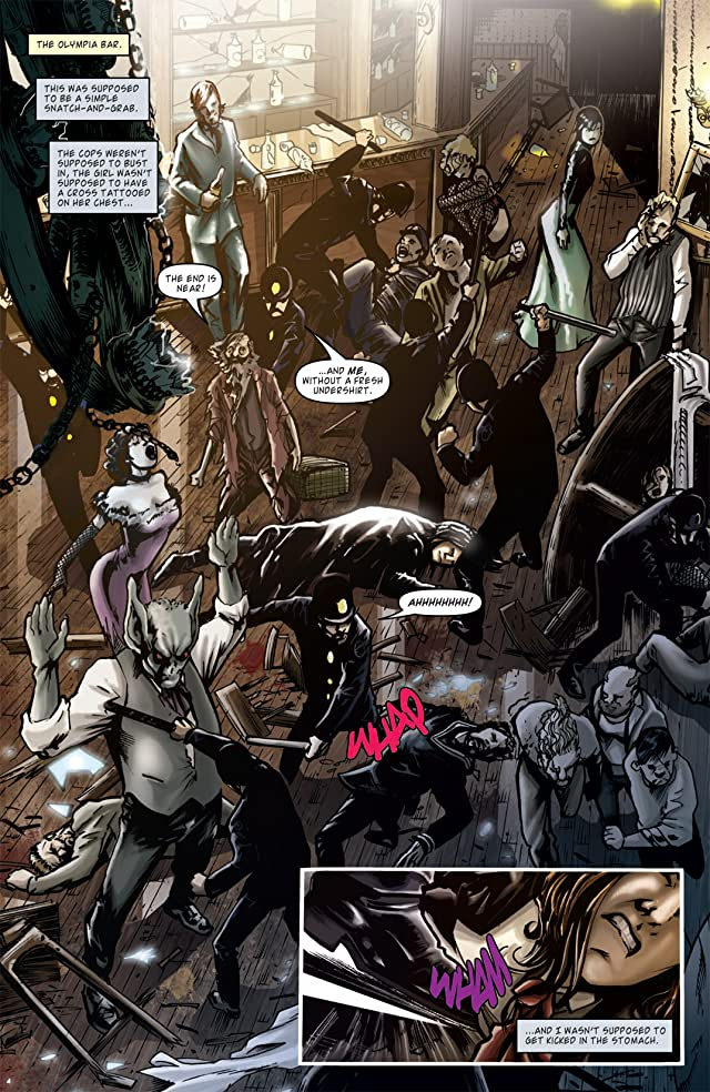 click for super-sized previews of Angel: Barbary Coast #2