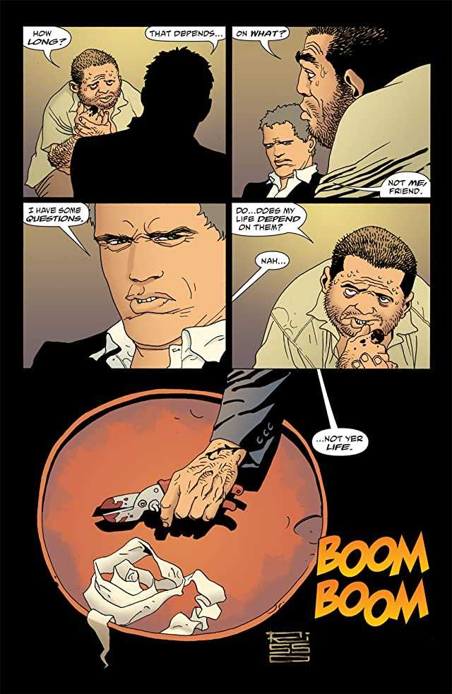 click for super-sized previews of 100 Bullets #80