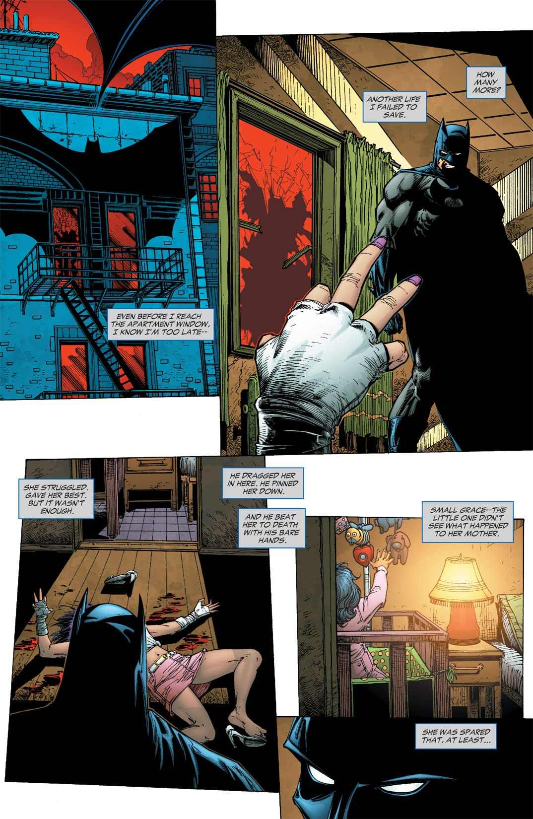 Batman Confidential #1
