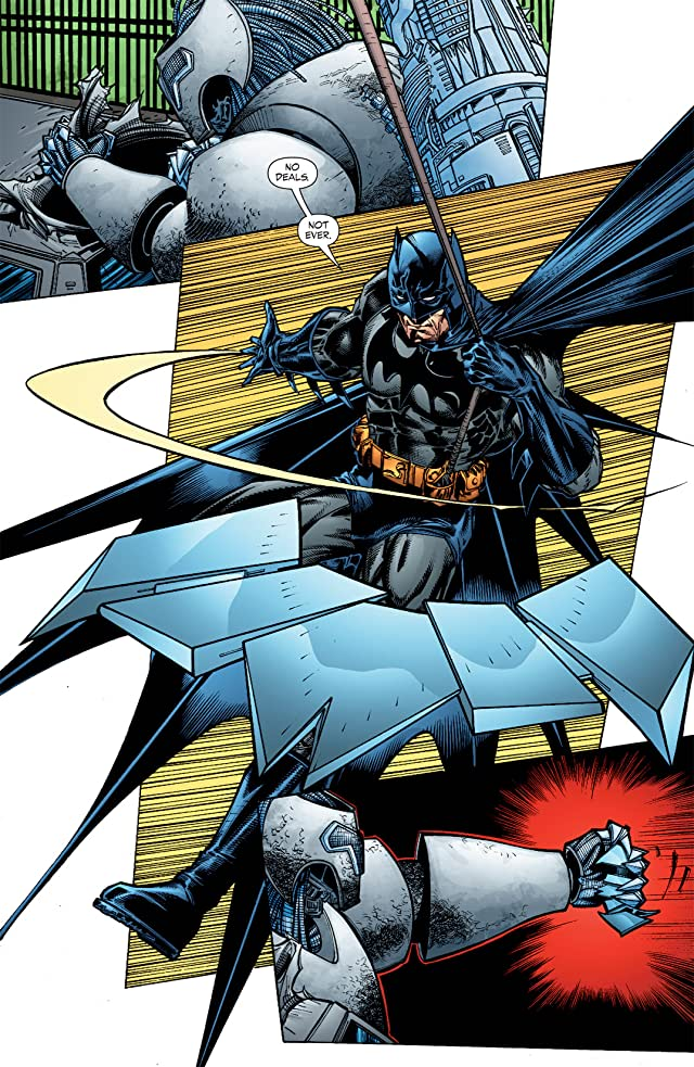 click for super-sized previews of Batman Confidential #2