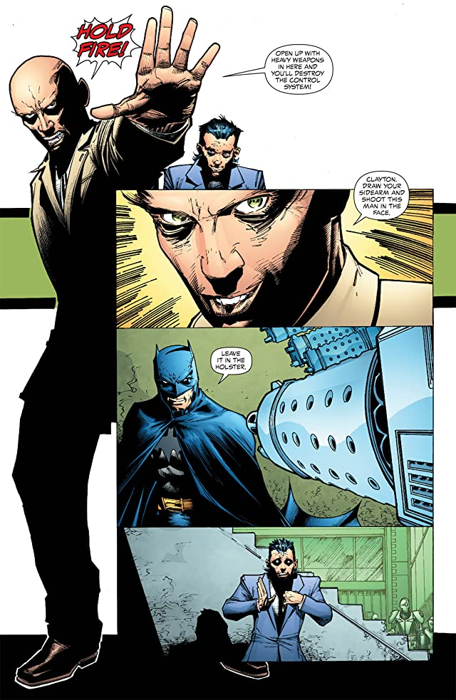 click for super-sized previews of Batman Confidential #6