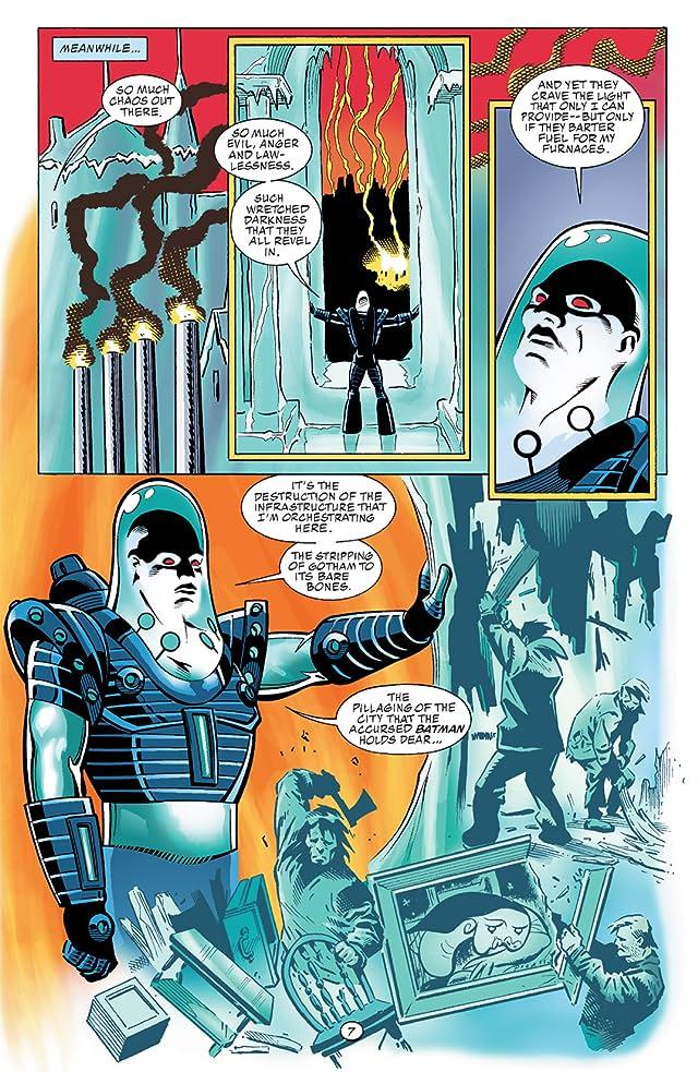Batman: Legends of the Dark Knight #121