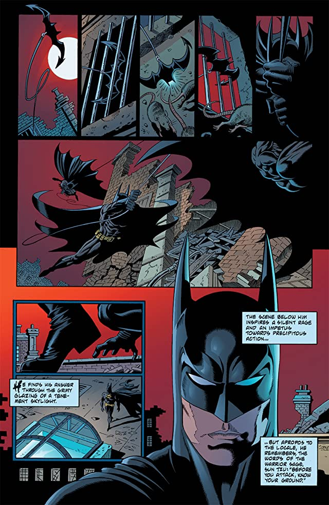 Batman: Legends of the Dark Knight #122