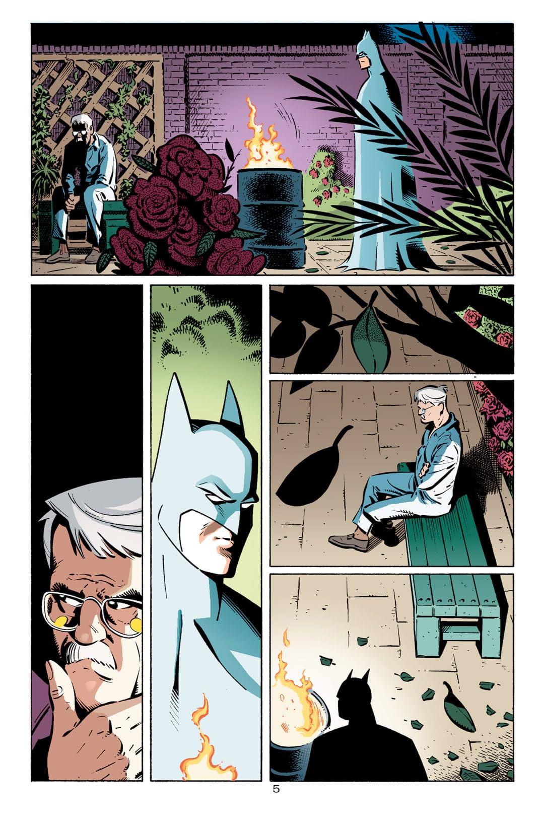 Batman: Legends of the Dark Knight #125