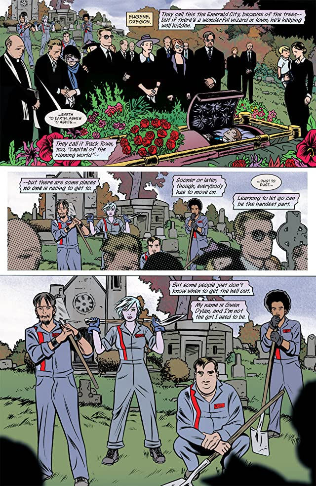 click for super-sized previews of iZombie #1