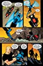 click for super-sized previews of Blue Beetle (2006-2009) #12