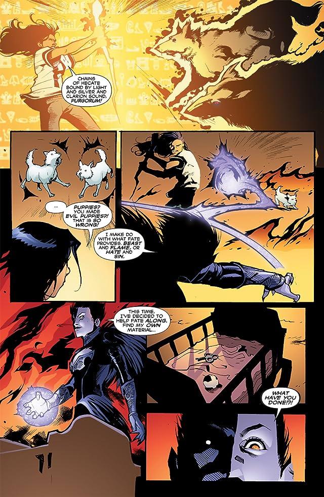 Blue Beetle (2006-2009) #16