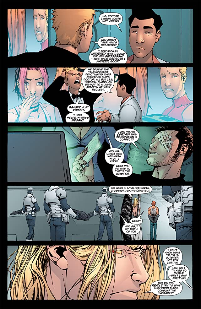 click for super-sized previews of Gen13 (2006-2011) #6