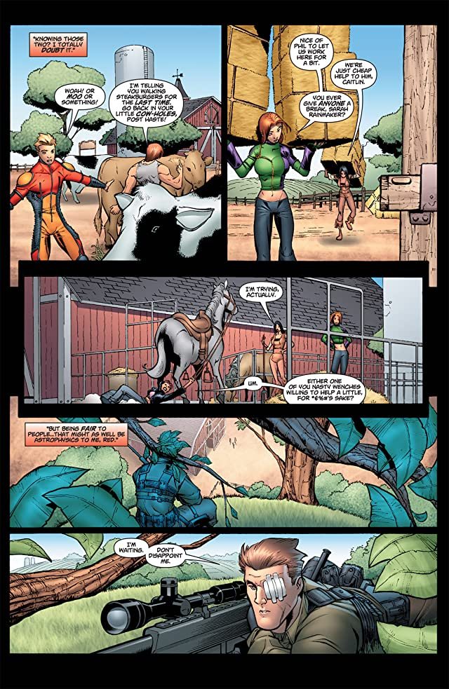 click for super-sized previews of Gen13 (2006-2011) #9