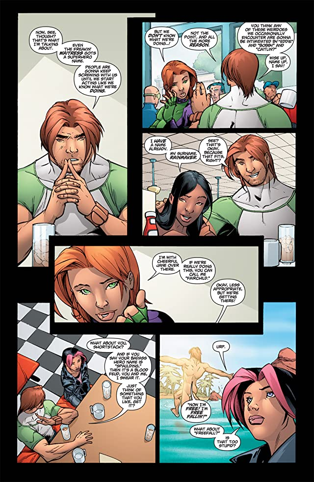 click for super-sized previews of Gen13 (2006-2011) #10