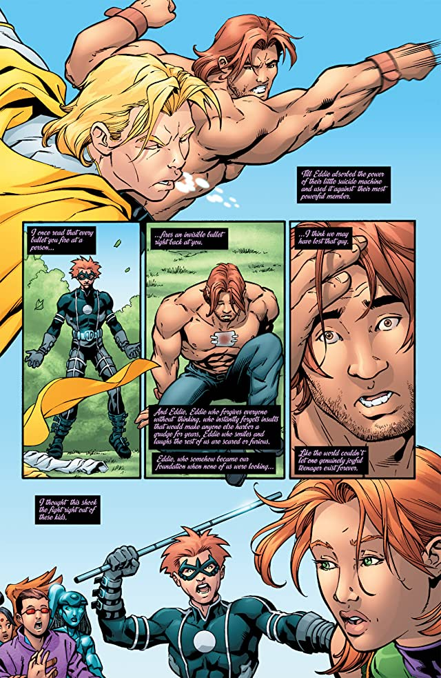click for super-sized previews of Gen13 (2006-2011) #13