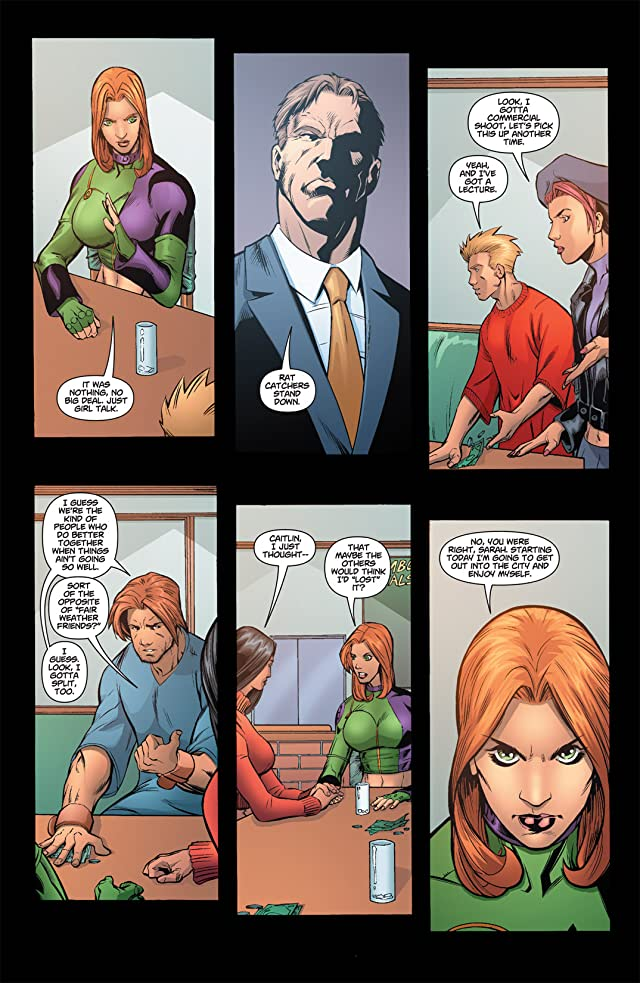 click for super-sized previews of Gen13 (2006-2011) #16