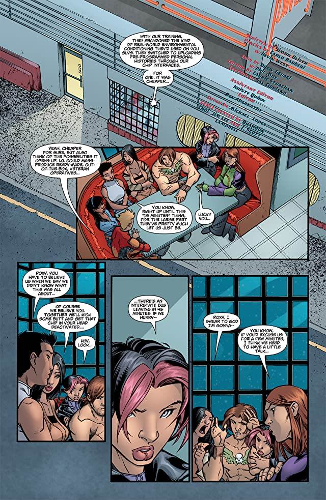 click for super-sized previews of Gen13 (2006-2011) #19