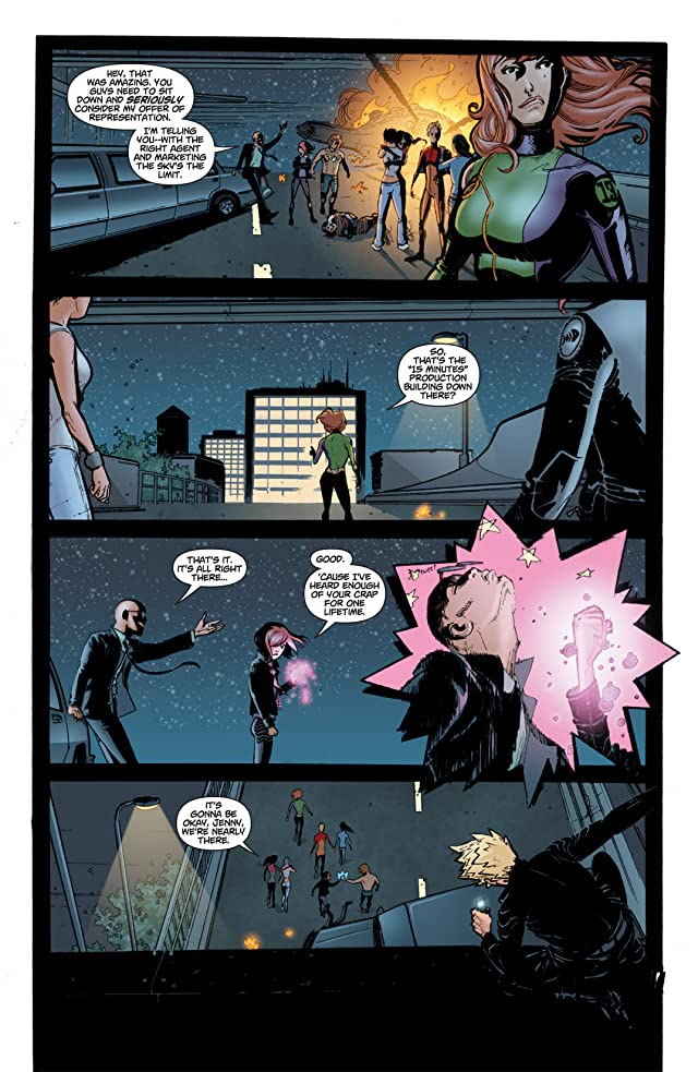 click for super-sized previews of Gen13 (2006-2011) #20