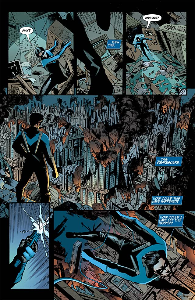 click for super-sized previews of Nightwing (1996-2009) #116