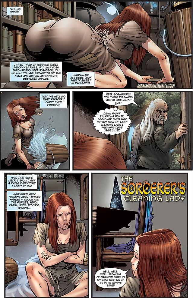 Grimm Fairy Tales #3: April Fools Edition