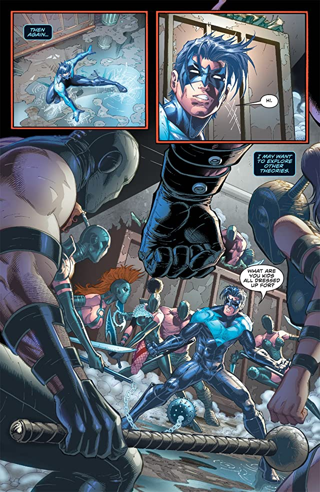 click for super-sized previews of Titans (2008-2011) #1