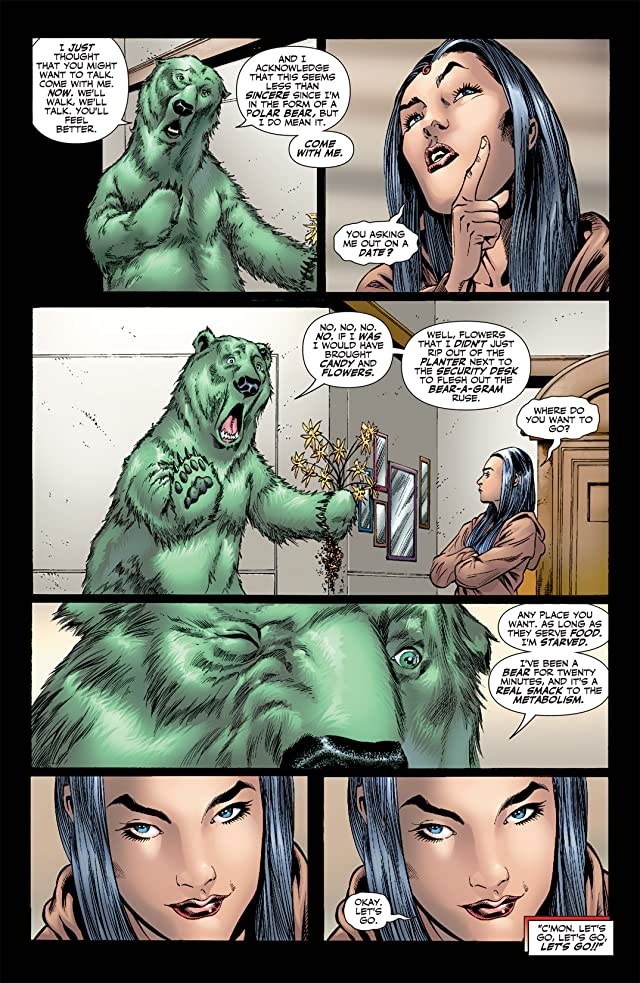 click for super-sized previews of Titans (2008-2011) #5