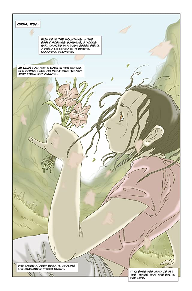click for super-sized previews of Breathe #1 (of 4)