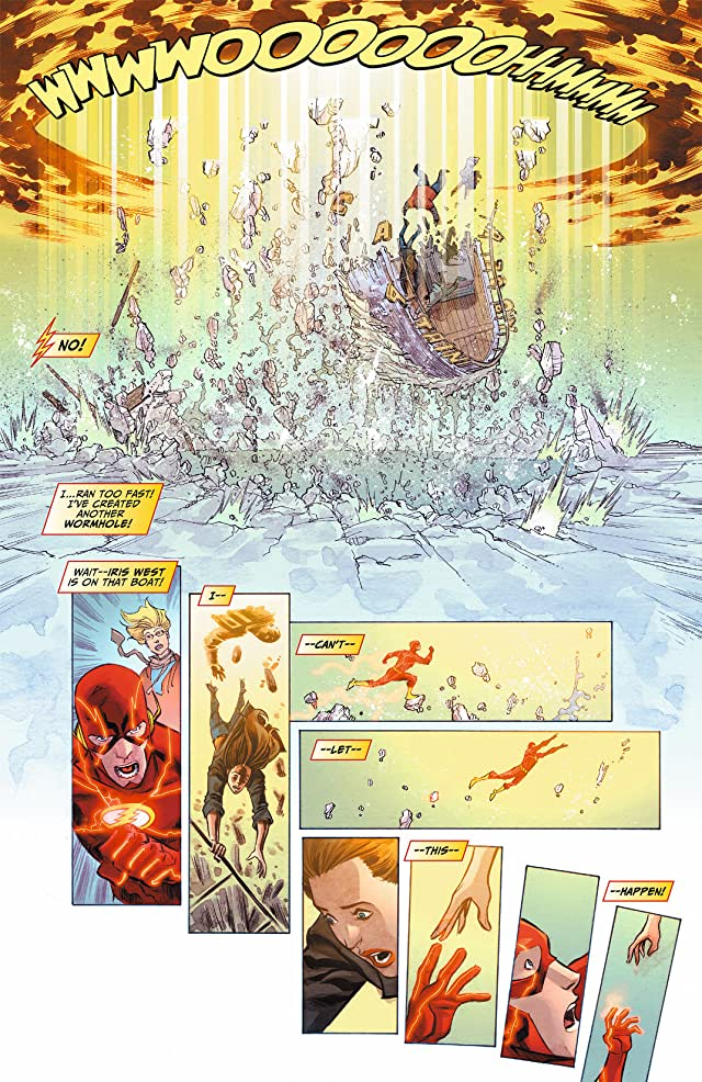 The Flash (2011-) #7