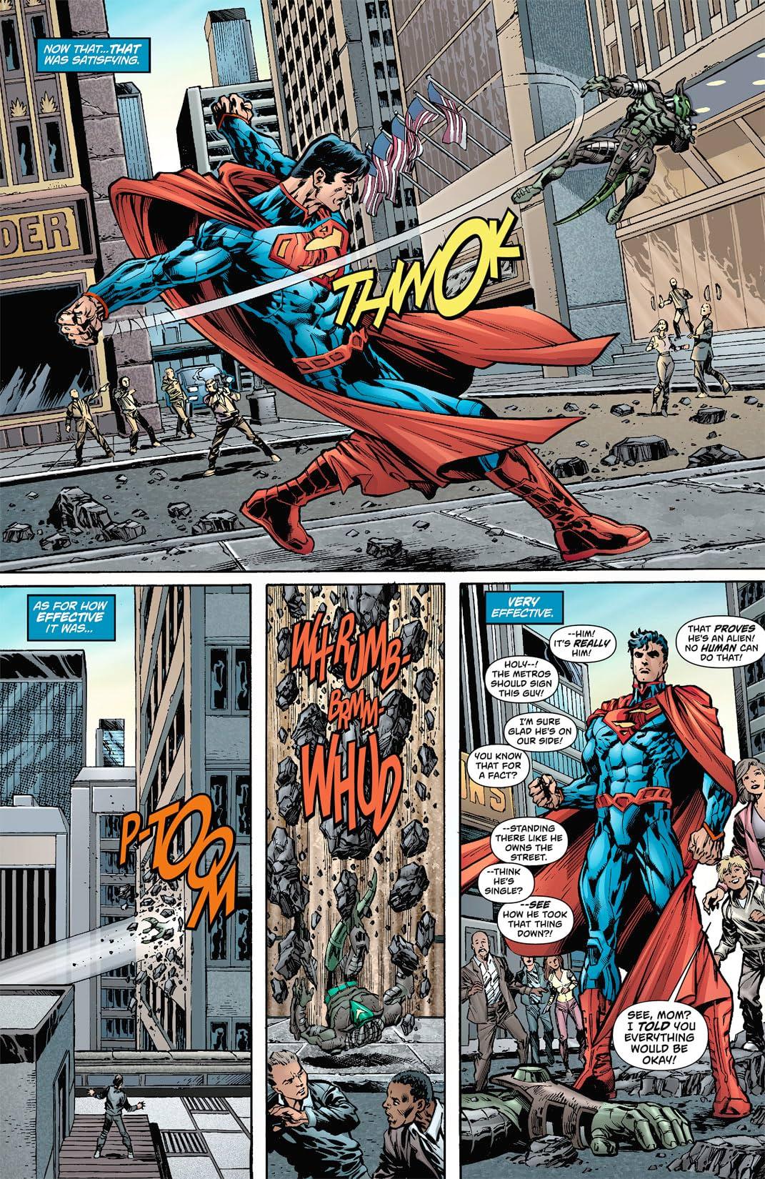 Superman (2011-2016) #7