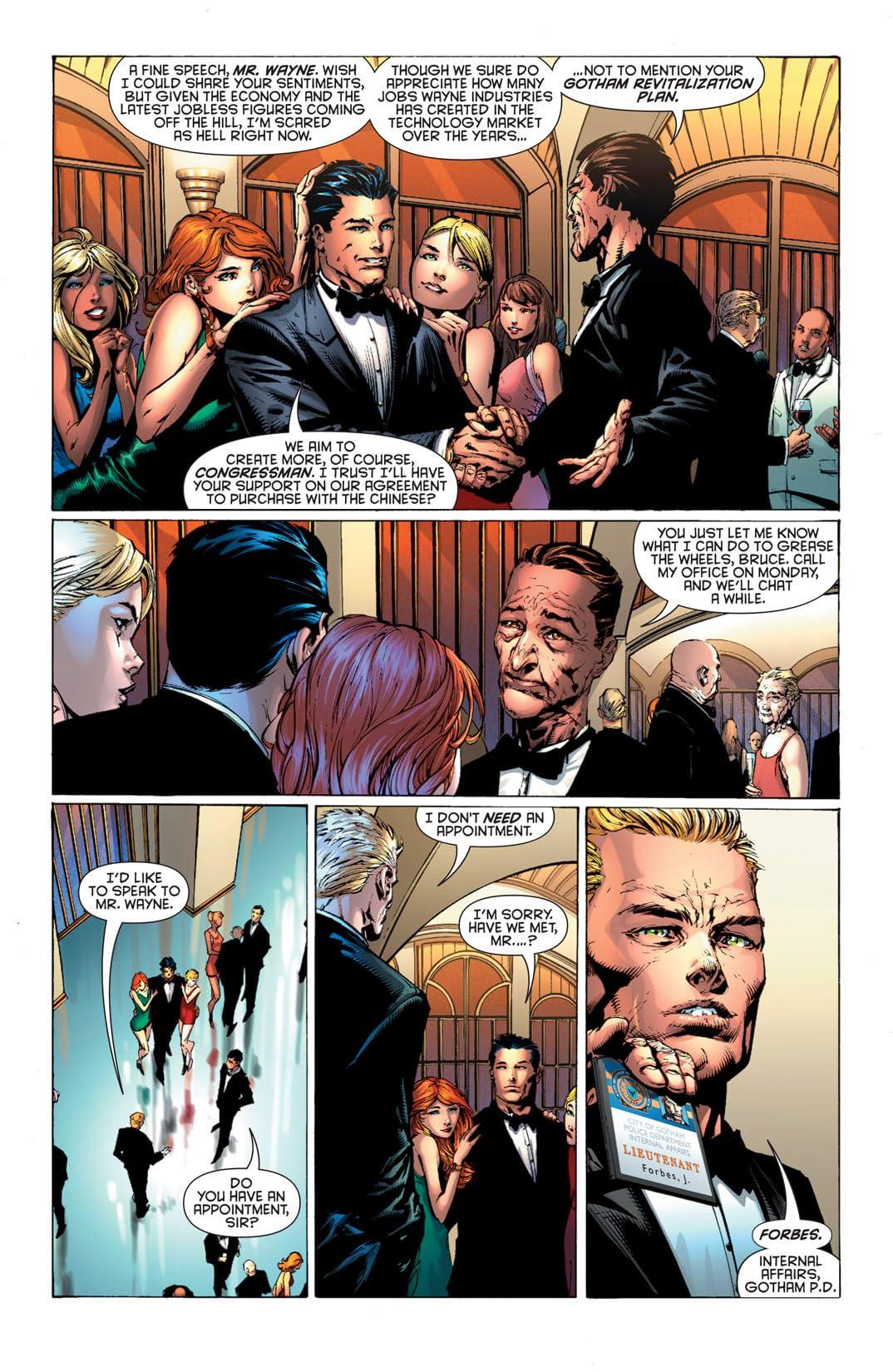 Batman: The Dark Knight (2011-2014) #1