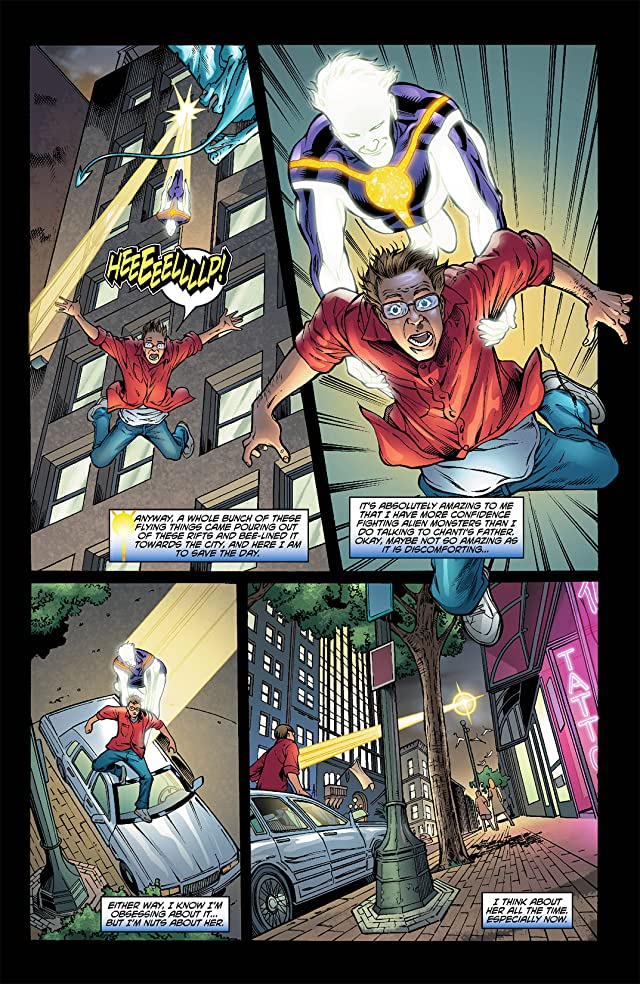 click for super-sized previews of The Ray (2011-2012) #2