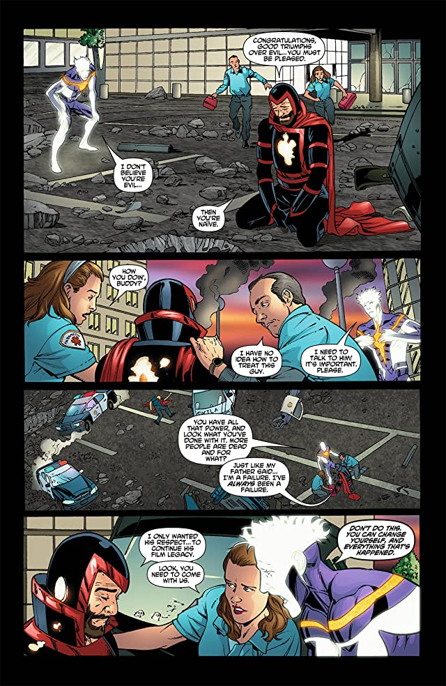 click for super-sized previews of The Ray (2011-2012) #4