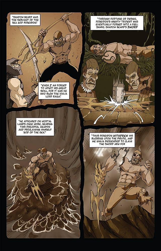 Pirates vs. Ninjas II: Up the Ante #6 (of 8)