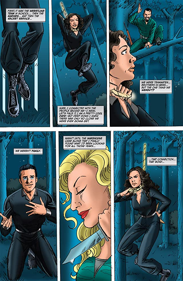 Warehouse 13 #5