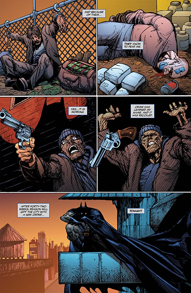 Batman Confidential #7