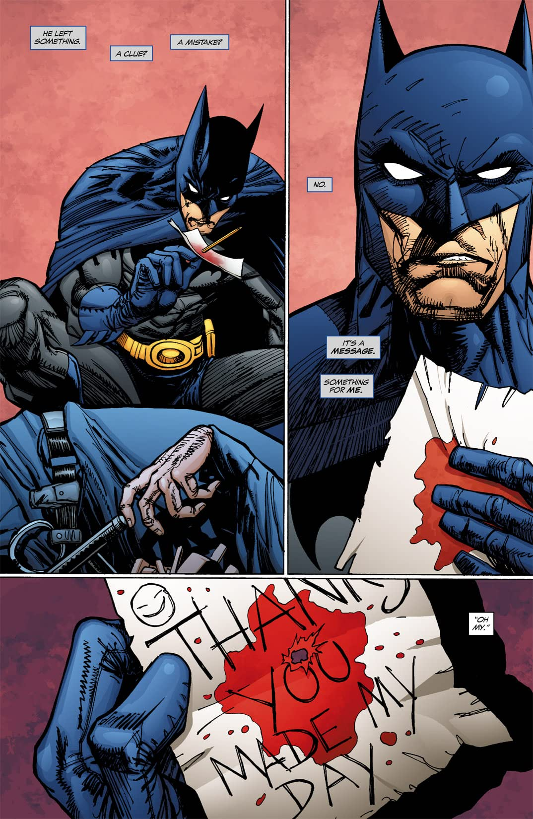Batman Confidential #8