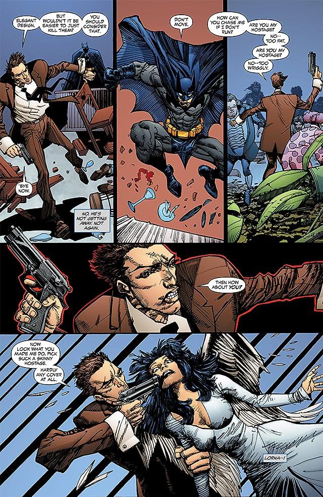 click for super-sized previews of Batman Confidential #9