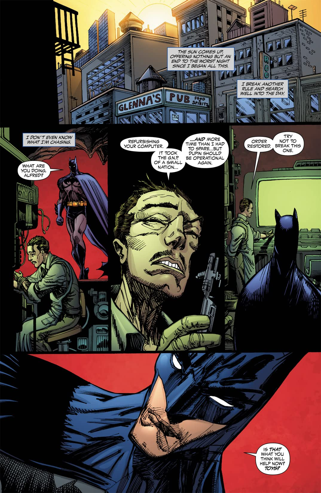 Batman Confidential #11