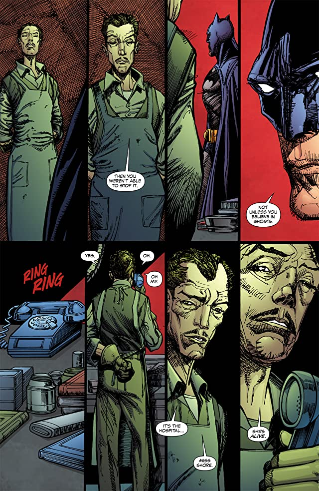 click for super-sized previews of Batman Confidential #11