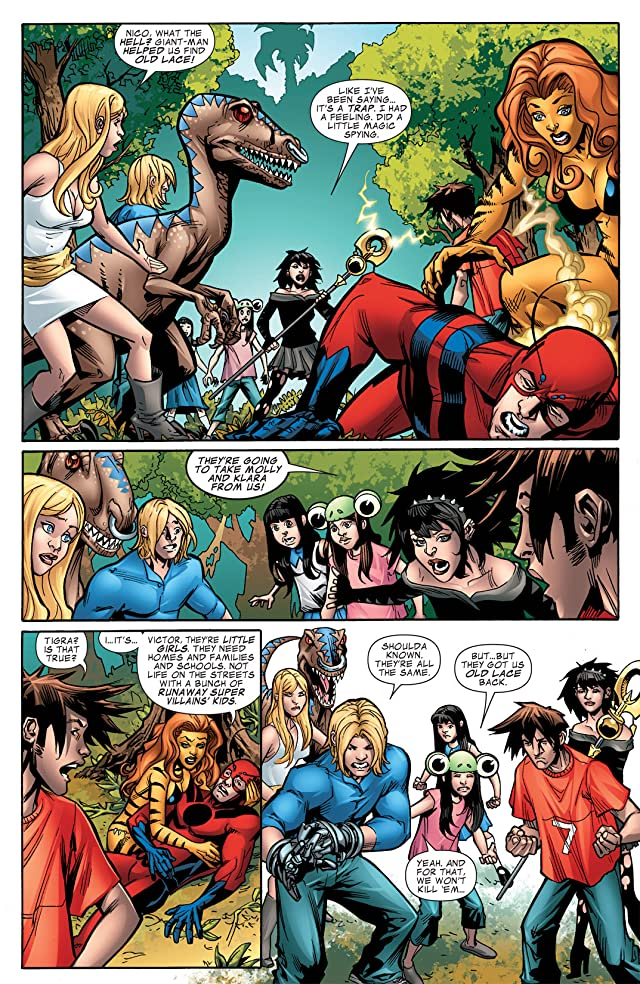 click for super-sized previews of Avengers Academy #28