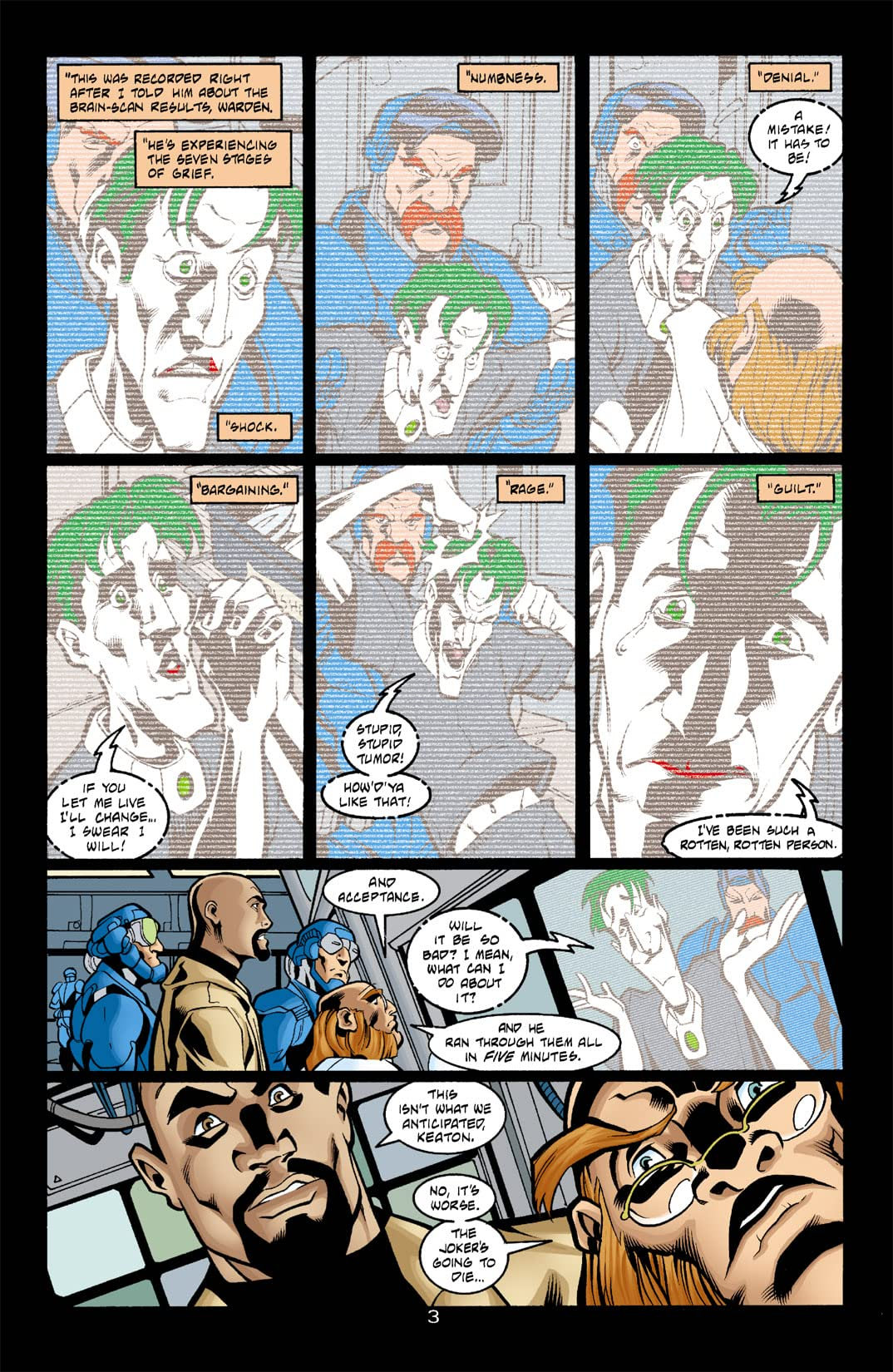 Joker: Last Laugh #1 (of 6)