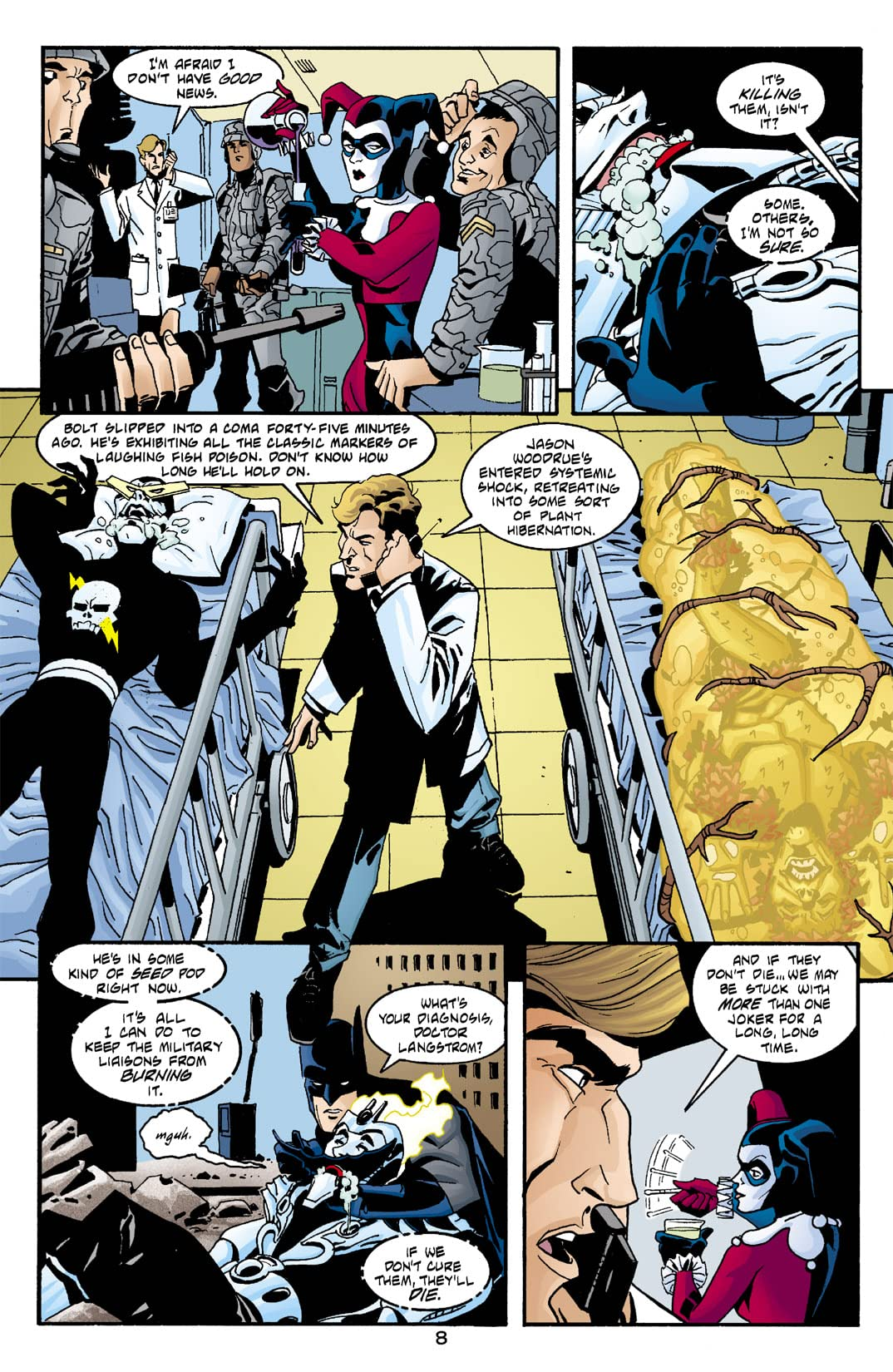Joker: Last Laugh #4 (of 6)