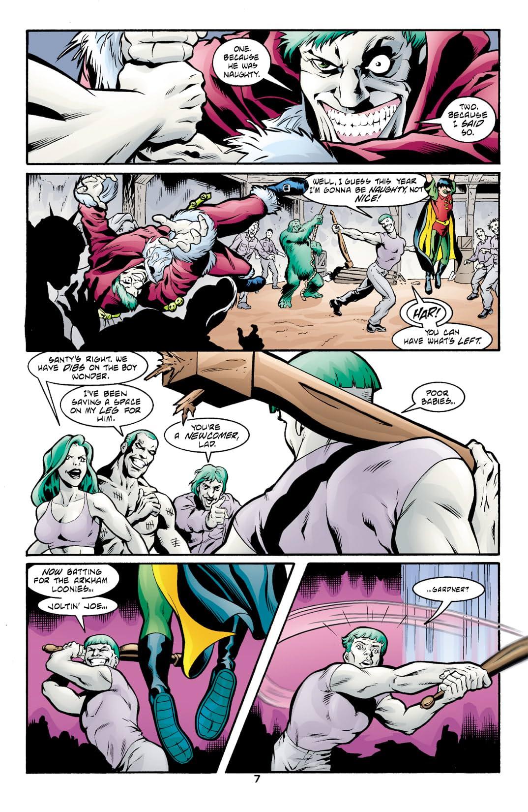 Joker: Last Laugh #5 (of 6)