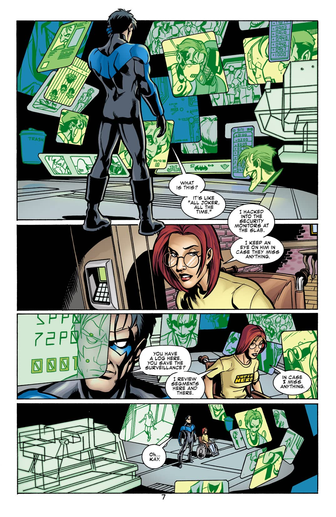 Joker: Secret Files & Origins #1: Last Laugh